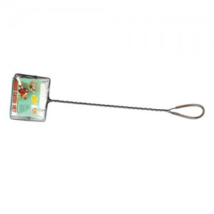 """Fish Net with Long Handle - Coarse - 5"""""""