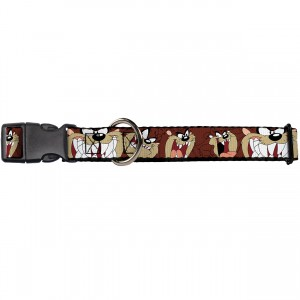 Tasmanian Devil Collar - Medium