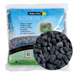 Decorative Gravel - Black Ice - 500 g