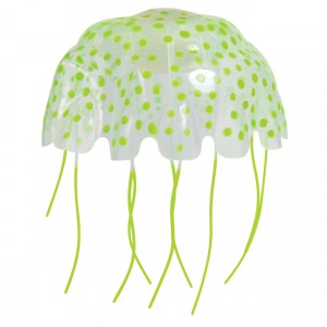 Free-Floating Action Jellyfish - Green