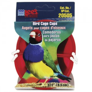 "Bird Cage Cup - Assorted - 3.5"" - 2 pk"