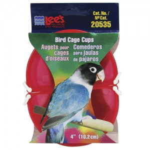 """Bird Cage Cup - Assorted - 4"""" - 2 pk"""