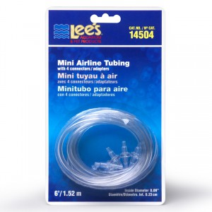Mini Airline Tubing - 6 ft