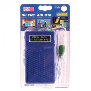 Silent Air Battery Operated Air Pump - B10