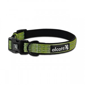 Essentials Adventure Collar - Green - Large