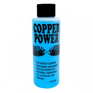 Copper Power Blue for Saltwater - 4 fl oz
