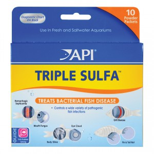 Triple Sulfa Powder Packets - 10 pk