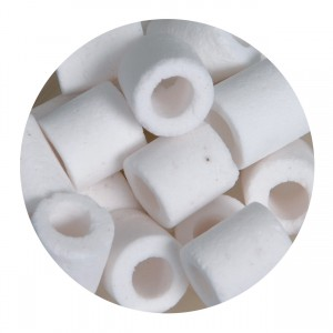 Sintered Quartz Bio-Rings - 450 g