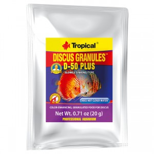Discus Granules D-50 Plus - 0.71 oz