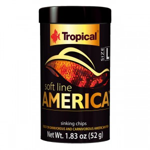 Soft Line America - Large Sinking Chips - 1.83 oz