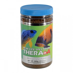 Thera A Anti-Parasitic Formula - 2 mm Sinking Pellets - 500 g