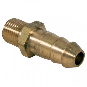 Brass Replacement Nozzle for Commercial 3 Air Pump - 1/4""
