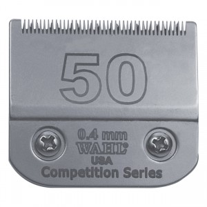 Competition Series Detachable Blade Set - #50 Ultra Surgical - 0.4 mm