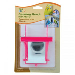 Landing Perch with Mirror