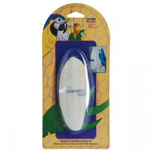 "Cuttlebone with Holder - Large - 6.25"" - 1 pk"