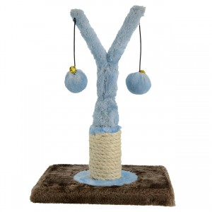 Y-Shaped Sisal Scratching Post