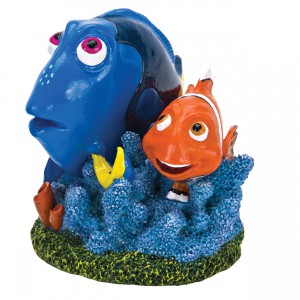 Finding Dory Dory and Marlin on Coral - Small