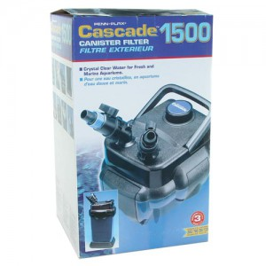 Cascade Canister Filter - 1500