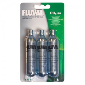 Pressurized Disposable CO2 Cartridge - 20 g - 3 pk