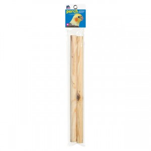 "Bird Perch - 13.375"" x 0.75"" dia - 2 pk"