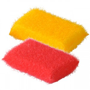 Bird Cage Saver Scrub Pad - Assorted Colors