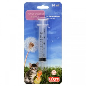 Hand Feeding Syringe - 10 ml