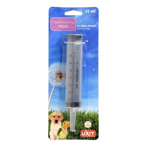 Hand Feeding Syringe - 35 ml