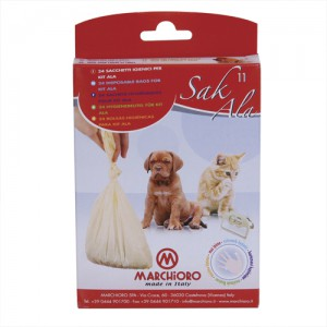Sak 11 Ala Disposable Bags for Kit Ala Scoop - 24 pk