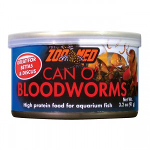 Can O' Bloodworms - 3.2 oz