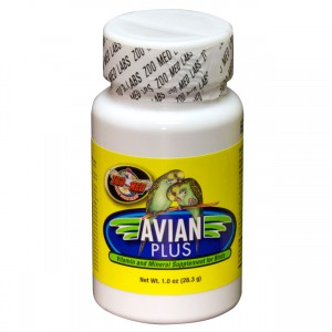 Zoo Med Avian Plus Bird Vitamins - 1 oz