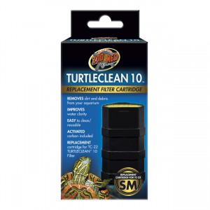 Replacement Cartridge for Turtleclean Deluxe Turtle Filter - 10