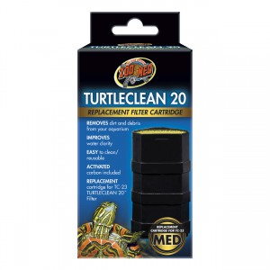 Replacement Cartridge for Turtleclean Deluxe Turtle Filter - 20