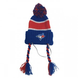 Blue Jays Knitted Hat - Large