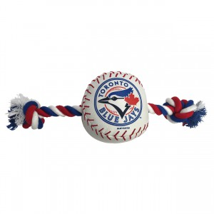 Blue Jays Toy Ball Rope