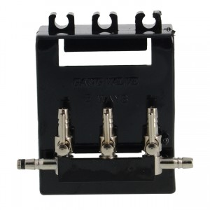 Metal Air Valve - 3 Outlet