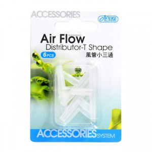 Air Flow Distributor - T-Shape - 6 pk