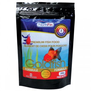 Goldfish Formula - 3 mm Sinking Pellets - 250 g