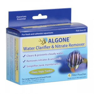 Water Clarifier & Nitrate Remover - Large - 6 pk