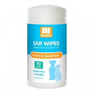 Ear Wipes - Sweet Pea & Vanilla - 70 pk