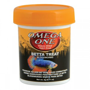 Freeze Dried Betta Treat - 11 oz