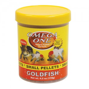 Goldfish Pellets - Small - 4.2 oz
