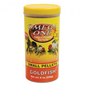 Goldfish Pellets - Small - 8 oz