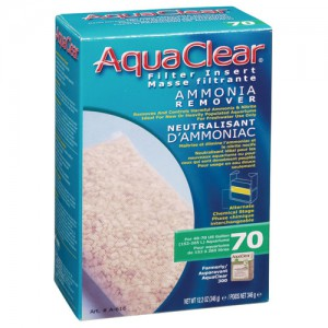 Ammonia Remover Filter Insert for AquaClear 70/300 - 1 pk