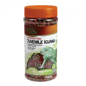 Fortified Juvenile Iguana Food - 6.5 oz