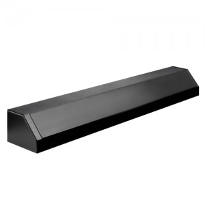 Aqueon Fluorescent Strip Light - Black - 24""