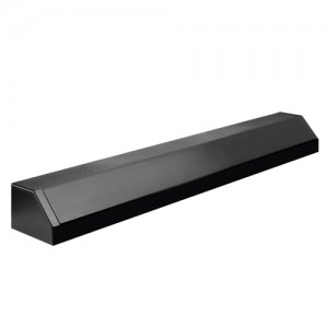 Aqueon Fluorescent Strip Light - Black - 30""