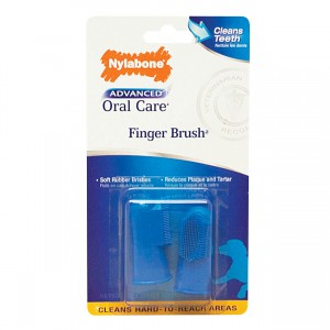 Advanced Oral Care Finger Brushes - 2 pk