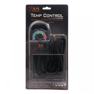 Temperature Control with Probe - 3 Outlet - 1000 W