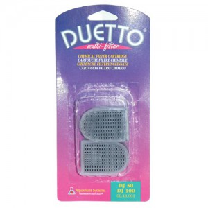 Duetto Carbon Filter Cartridges - 2 pk
