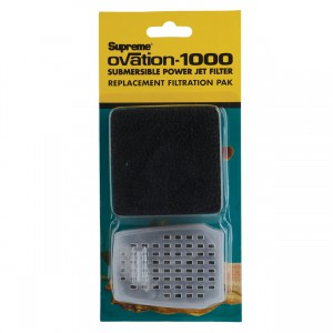 Supreme Ovation 1000 Replacement Media